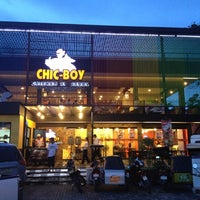 Photo taken at chicboy by Gabriel D. on 3/31/2012
