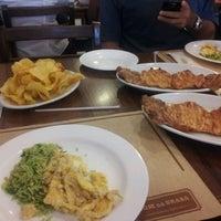 Photo taken at Restaurante Bom na Brasa by Andre C. on 3/15/2012