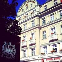 7/21/2012にChristian K.がHotel Fürstenhofで撮った写真