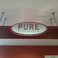 Photo taken at PURE by Blagovest Z. on 8/23/2012