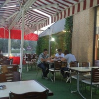 Photo taken at Kiraz Kahvaltı Evi by Erkan E. on 8/10/2012