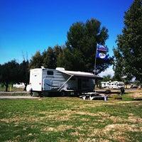 Photo taken at Prado Regional Campground by Matt S. on 3/23/2012