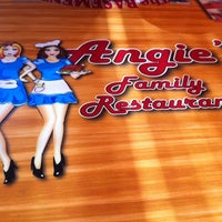Photo taken at Angie's Family Resturant by Thomas B. on 7/16/2011