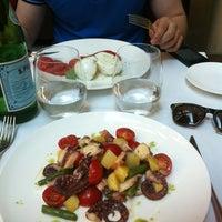 Photo taken at Conti Cafè by Anastasia K. on 8/4/2012