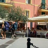 Photo taken at Focacceria Il Frantoio Di Arpe by Roberto D. on 8/19/2011