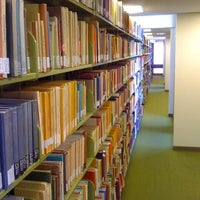 Photo taken at Hamilton Library by Philip W. on 6/8/2011
