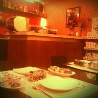 Photo taken at Hotel Delizia Milan by Abylkassym Z. on 1/2/2012