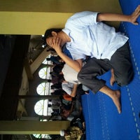 Photo taken at Masjid Jamik Pakistan by Jengkoil S. on 2/24/2012