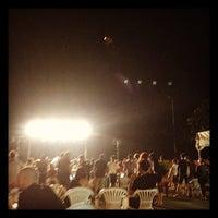 Photo taken at Parco Tigullio by Simone M. on 7/26/2012
