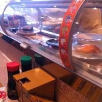 Photo taken at Sushi Station by Jeff R. on 4/29/2012