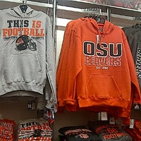 Photo taken at OSU Beaver Store by Toriano F. on 10/11/2011