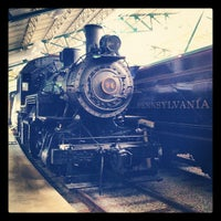 Photo taken at Railroad Museum of Pennsylvania by Alex L. on 8/4/2012