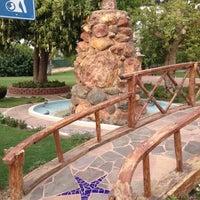 Photo taken at Hacienda Las Higueras by lady b. on 7/2/2012