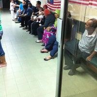Photo taken at Klinik Pekan by terabytespekan e. on 4/13/2012