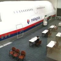 Photo taken at Malaysia Airlines Academy by Yew Tzen C. on 8/10/2011
