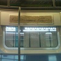Photo taken at MTA Subway - 77th St (6) by Elsa Kitty G. on 9/14/2011