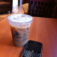 Photo taken at Caribou Coffee by Felicia S. on 9/2/2011