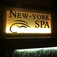 Photo taken at New York Spa by Lexter T. on 7/13/2011
