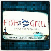 Photo taken at Fish Grill by Kevin M. on 7/9/2012