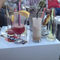 Photo taken at Saint Tropez by Tania G. on 6/3/2012