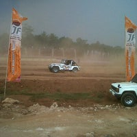 Photo taken at Sirkuit Offroad Harvest City by Imam M. on 10/23/2011