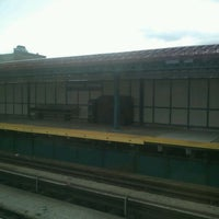Photo taken at MTA Subway - Whitlock Ave (6) by Eugenio M. on 10/3/2011
