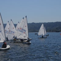 Photo taken at Rocky Point Sailing Association by Rocky Point Sailing A. on 6/8/2012