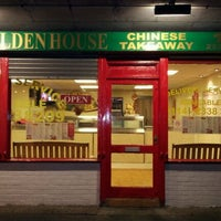 Photo taken at Golden House - Chinese Takeaway. by Mike G. on 9/3/2011