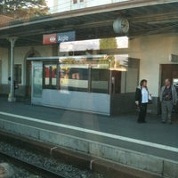 Photo taken at Gare d'Aigle by Caro D. on 4/26/2011