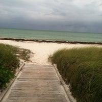 Photo taken at Bahia Honda Key by Lyssa S. on 1/30/2012