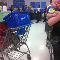 Photo taken at Walmart by Kat N. on 1/5/2012