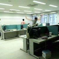 Photo taken at 京都大学 桂キャンパス A1-412 by Yutro K. on 9/30/2011