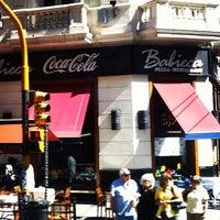 Foto tomada en Babieca por Marcelo Q. el 12/2/2011