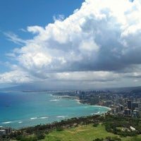 Photo taken at Diamond Head State Monument by Anna C. on 6/13/2012