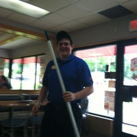 Photo taken at Hardee's by Theresa T. on 5/5/2012
