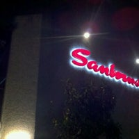 Photo taken at Sanborns by Hector A. on 5/8/2012