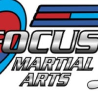 Photo taken at Focus Martial Arts by Jo B. on 5/28/2012