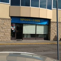 Photo taken at Spoon and Fork by Bill M. on 4/17/2012
