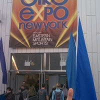 Photo taken at 2012 Bike Expo New York by Oscar P. on 5/5/2012