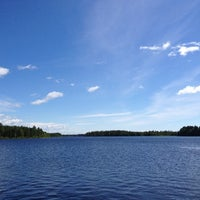 Photo taken at Oulujärvi by Tapani L. on 7/20/2012