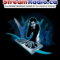 Photo taken at Studio StreamRadio.ca by Brian O. on 7/23/2011