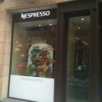 Foto tirada no(a) Nespresso Boutique por Noelle B. em 10/6/2011