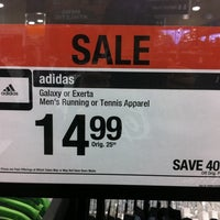 Photo taken at Sports Authority by Caroline D. on 6/12/2011