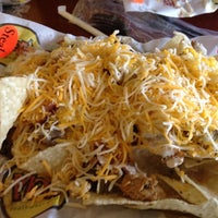 Photo taken at Moe's Southwest Grill by Megan R. on 4/1/2012