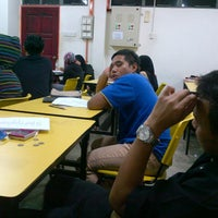 Photo taken at Block U, UiTM Johor Campus Segamat by Ashraf S. on 8/13/2012