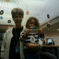 Photo taken at Midwest City Library by Jessica on 10/21/2011