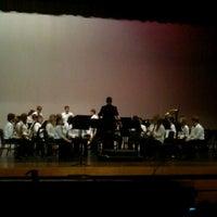 Photo taken at Perrysburg High School by Jeff N. on 3/4/2011