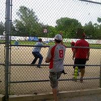 Photo taken at The Village Inn & Stadium Sports Bar by rachel s. on 5/23/2012