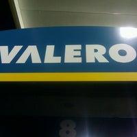 Photo taken at Valero by Scott C. on 4/8/2012