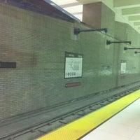 Photo taken at Van Ness MUNI Metro Station by Rex C. on 12/11/2011